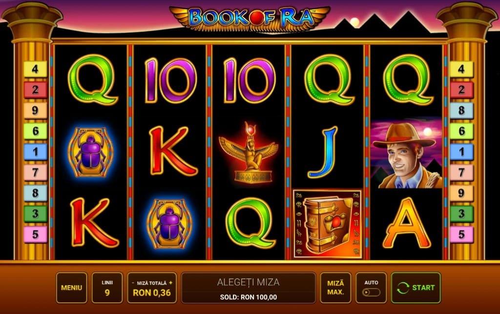 book of ra betano casino