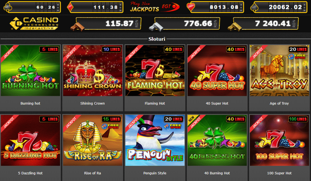 jocuri efbet casino online