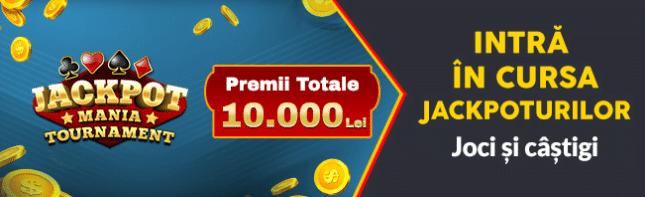 turneu jackpot winbet casino