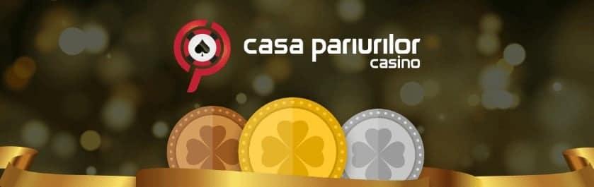 rotiri gratuite saptamanal casa pariurilor casino