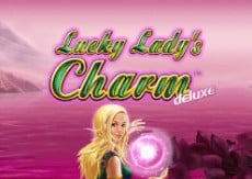 lucky lady's charm deluxe - unibet