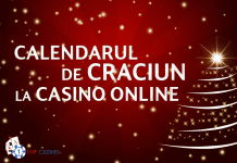 calendarul de craciun la casino online