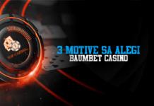 3 motive sa alegi BaumBet Casino
