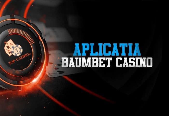 Aplicatia Baumbet APK