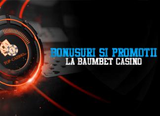 Bonusuri si promotii la BaumBet Casino