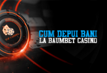 Cum depui bani la BaumBet Casino
