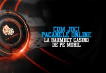 Cum joci pacanele online la BaumBet Casino de pe mobil