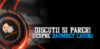Discutii si pareri despre BaumBet Casino