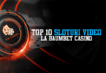 Top 10 sloturi video la BaumBet Casino