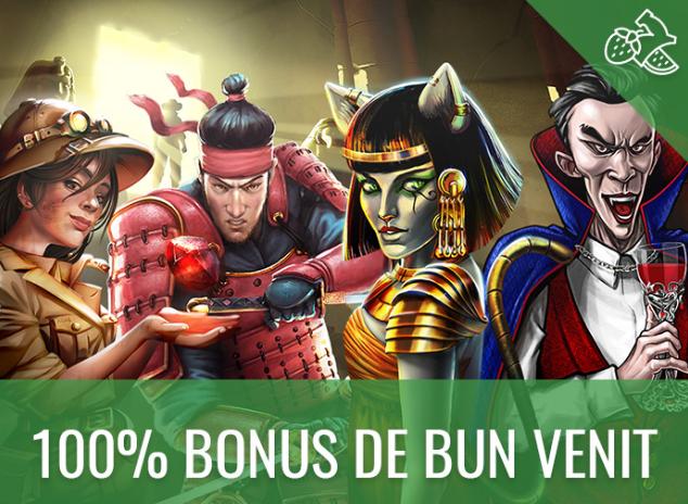 Cod bonus la BaumBet Casino