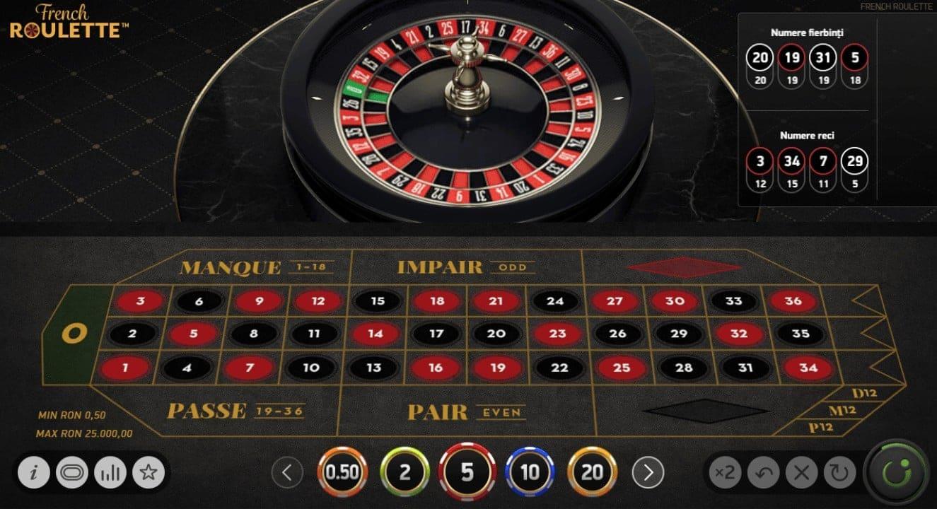 ruleta baumbet casino