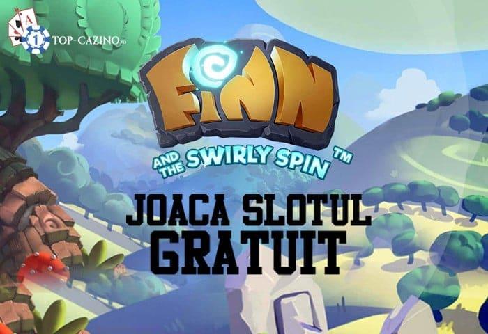 Finn and the Swirly Spin – Joaca Gratuit