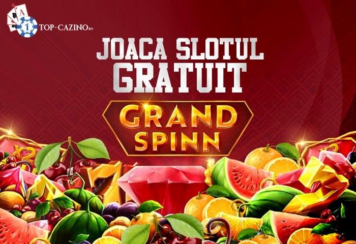 Grand Spinn Superpot – Joaca Gratuit