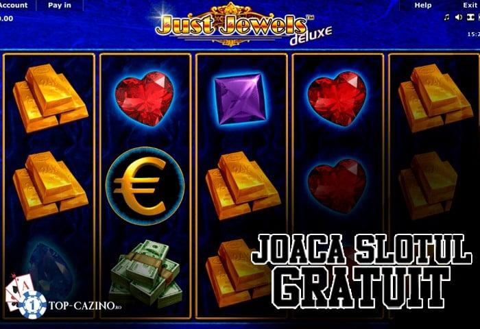 Just Jewels Deluxe – Joaca Gratuit