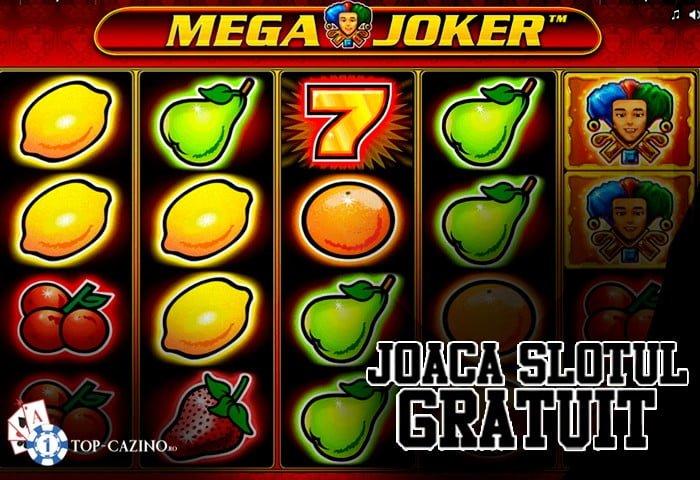 Mega Joker – Joaca Gratuit
