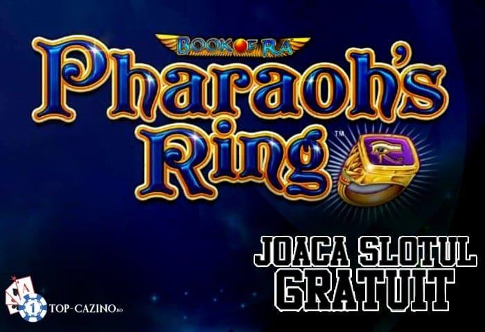 Pharaoh's Ring – Joaca Gratuit