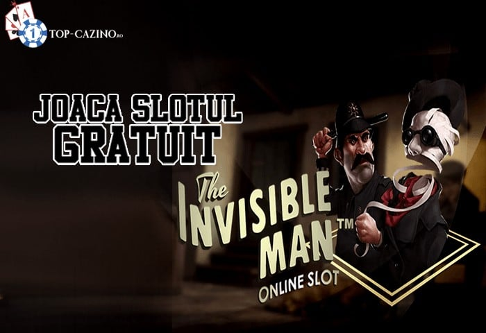 The Invisible Man – Joaca Gratuit