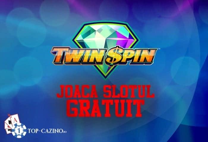 Twin Spin – Joaca Gratuit