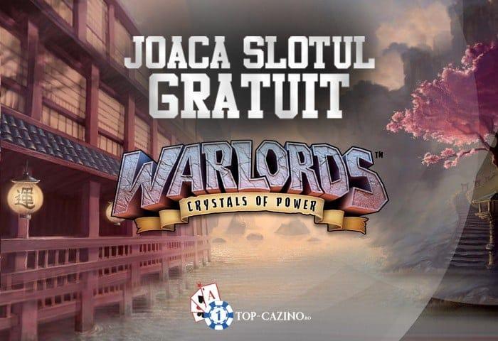 Warlords – Joaca Gratuit