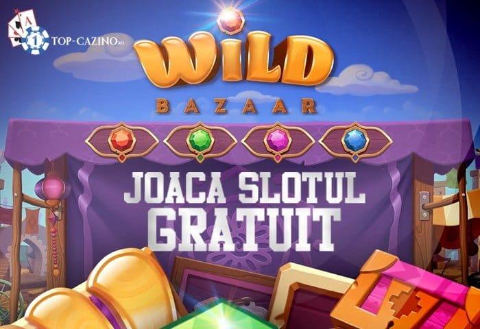 Slotul Wild Bazaar