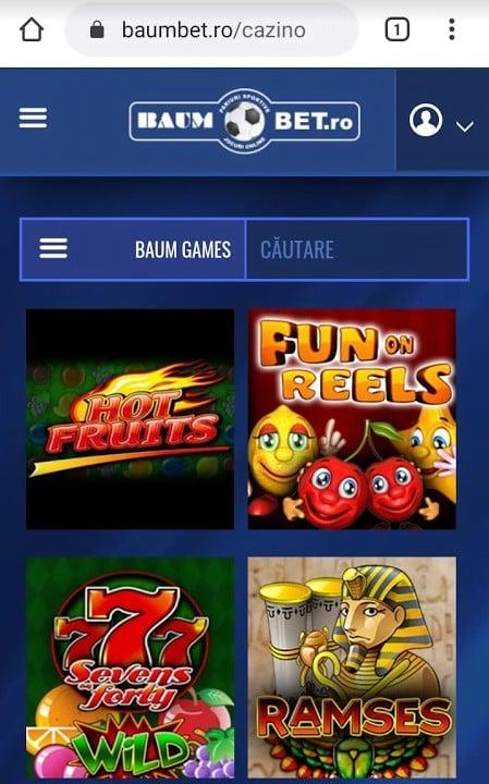 baum games mobil