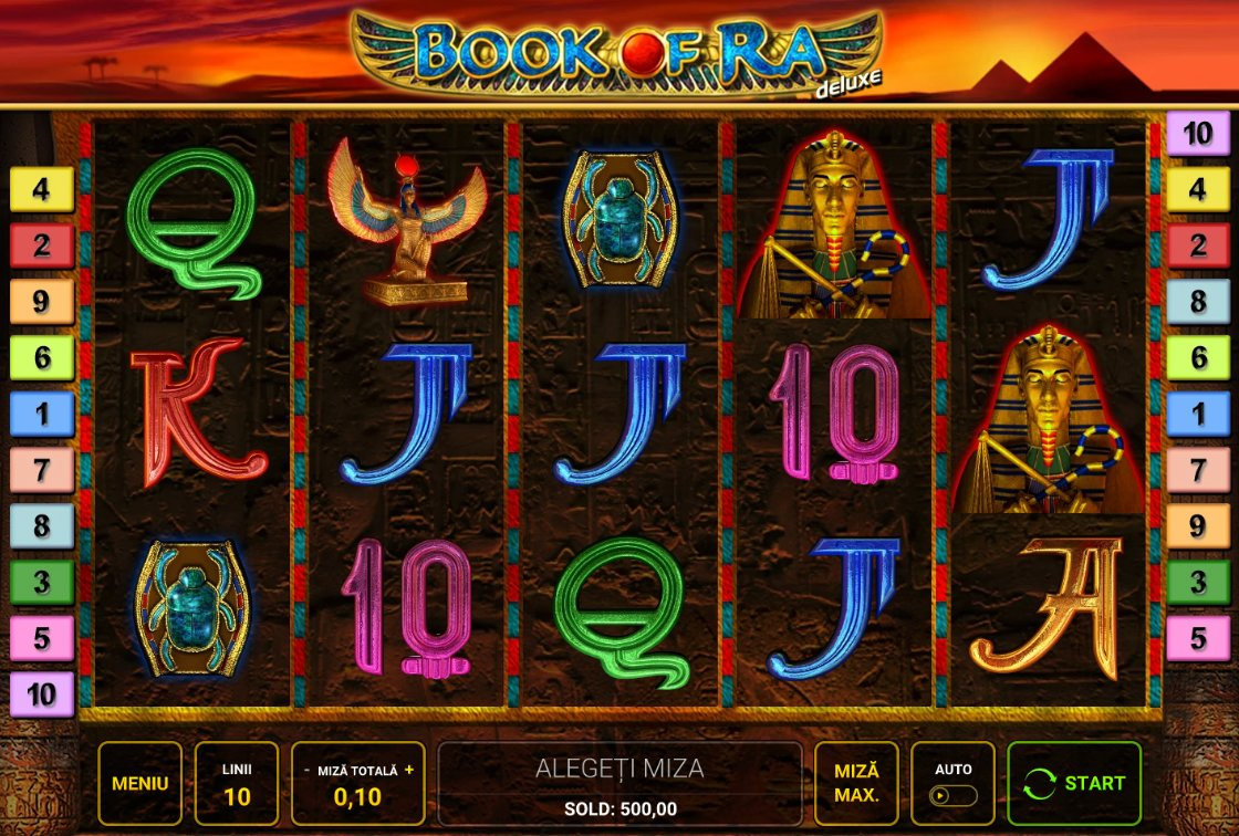book of ra deluxe netbet cazino romania