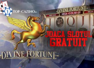 divine fortune gratis online
