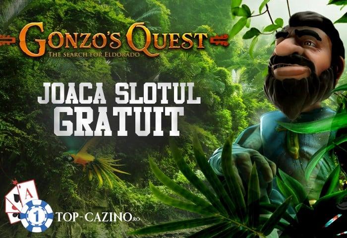 Gonzo's Quest – Joaca Gratuit