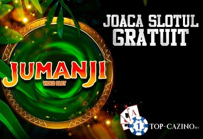 Jumanji – Joaca Gratuit