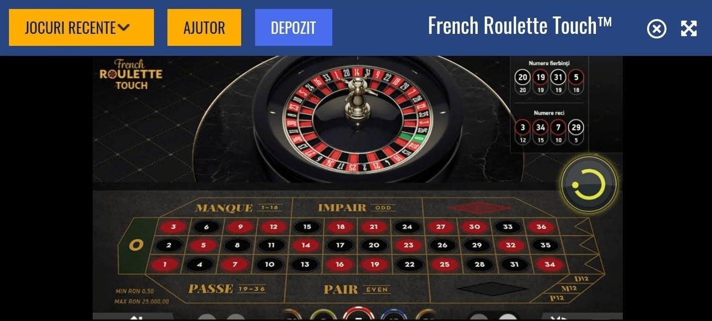 ruleta baumbet casino de pe mobil