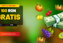 100 ron bonus la casino fara depunere