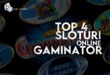 Top 4 sloturi online Gaminator