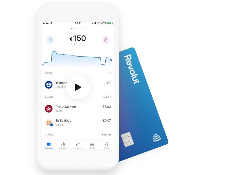 card revolut online