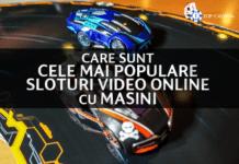 care sunt cele mai populare sloturi video online cu masini