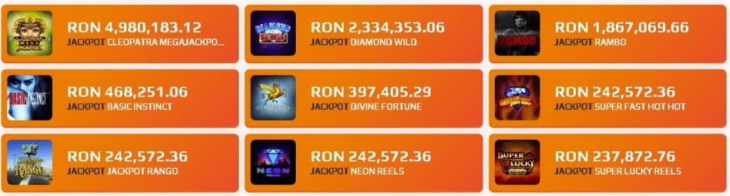 jackpoturi netbet.ro casino