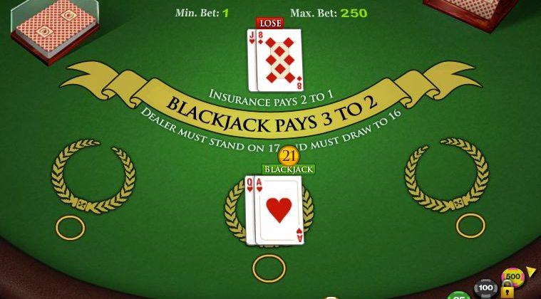 Blackjack - unul din cele mai populare jocuri cu carti