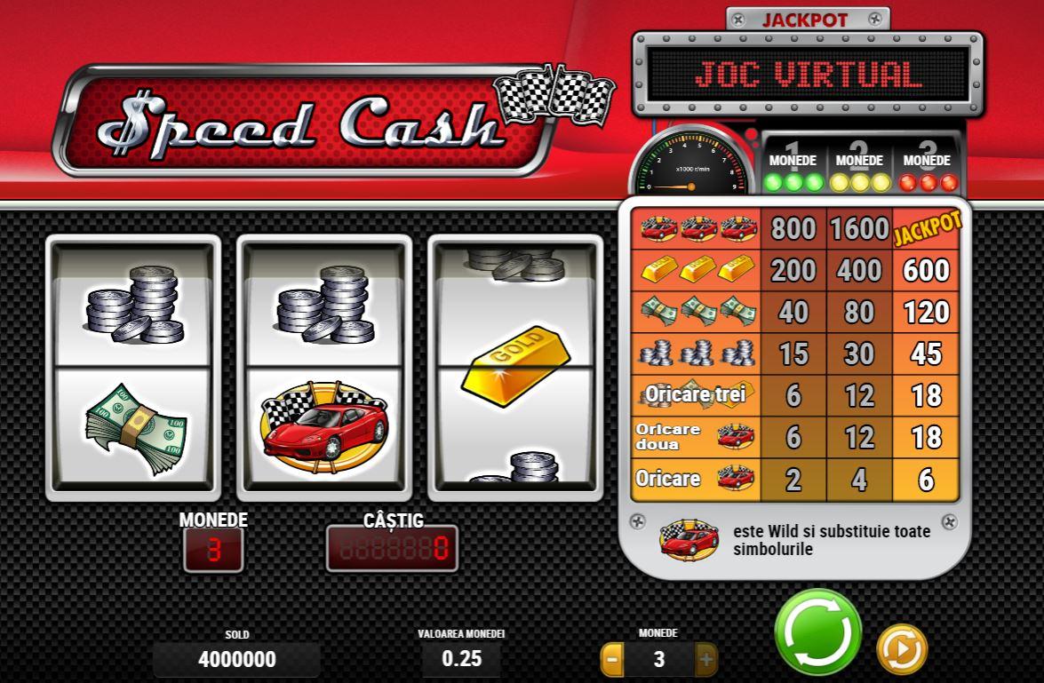speed cash online