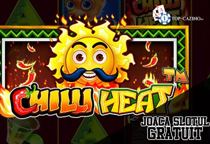 Chilli Heat – Joaca Gratuit