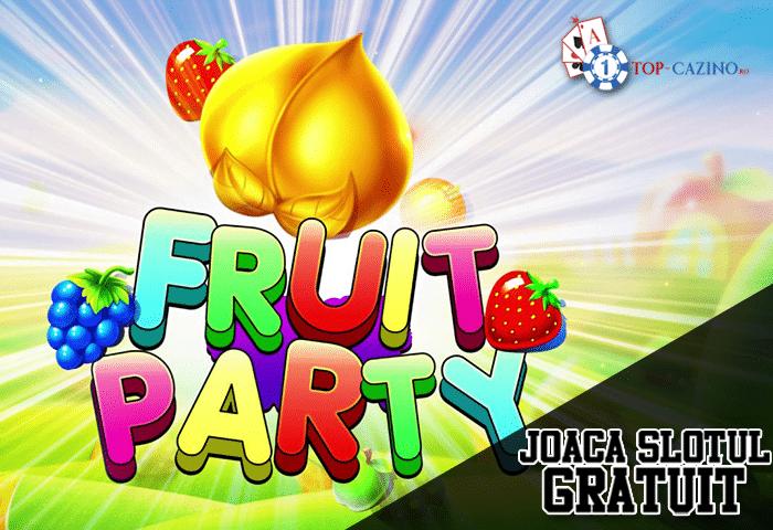 Fruit Party – Joaca Gratuit