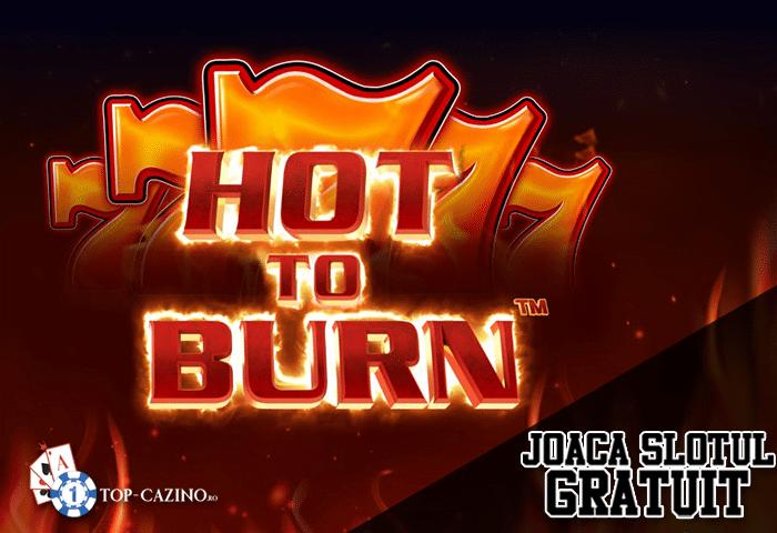 Hot to Burn – Joaca Gratuit