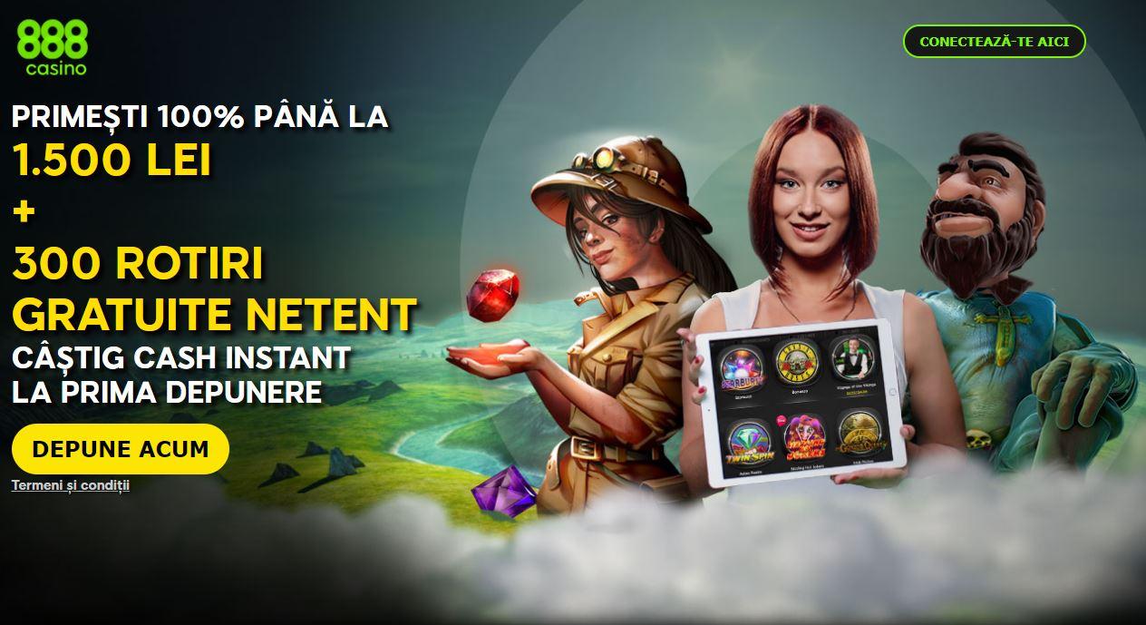 oferta bonus 888casino online