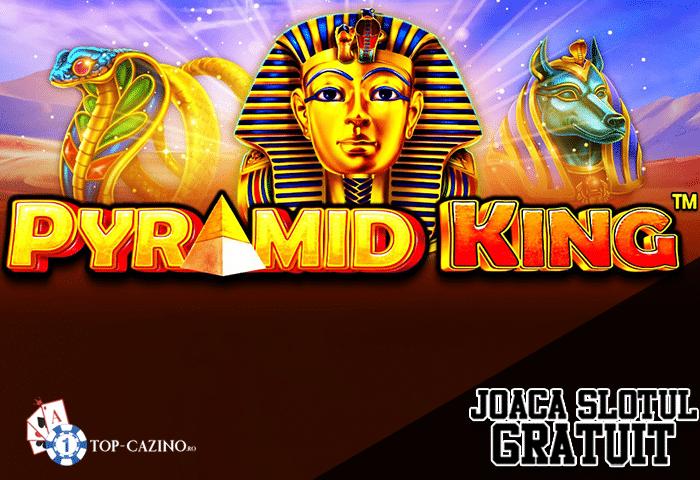 Pyramid King – Joaca Gratuit