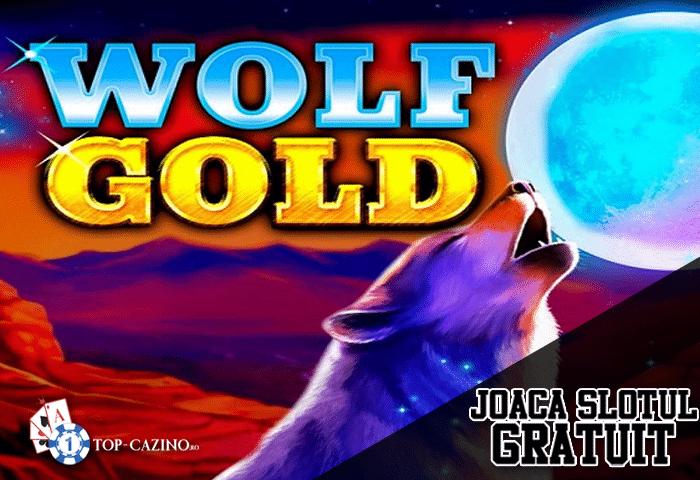 Wolf Gold Gratis