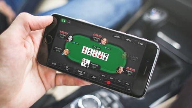 poker texas holdem mobil