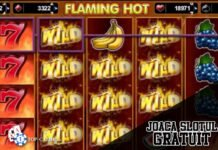 flaming hot pacanele gratis