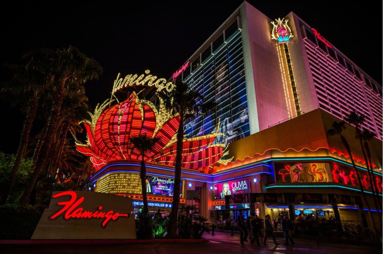 flamingo hotel casino las vegas