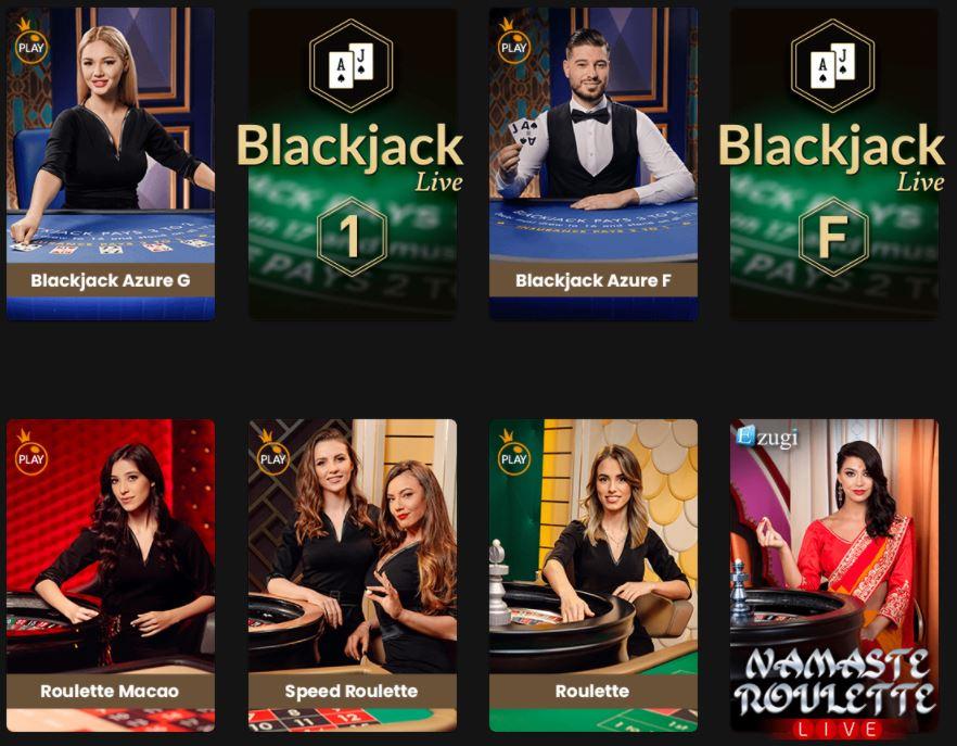 jocuri cu dealeri live princess cazinou