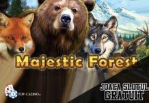 Majestic Forest - Joaca Gratuit