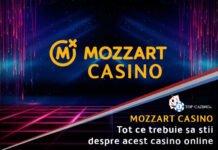 Mozzartbet Casino - Recenzie completa