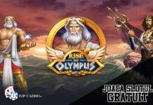 Rise of Olympus - Joaca Gratuit